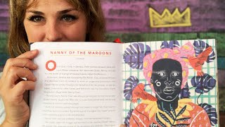 Queen Nanny of the Maroons - read by Lolly Hopwood