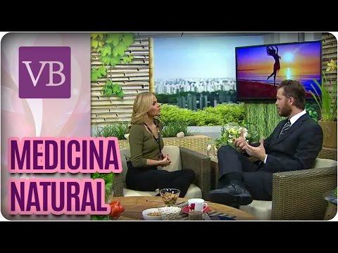 Medicina natural - Você Bonita (06/09/16)