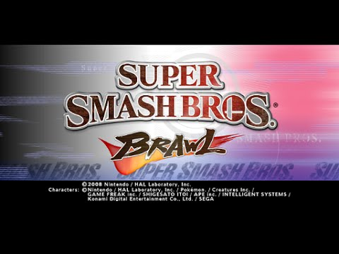 Wii Longplay [025] Super Smash Bros Brawl