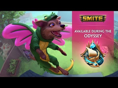 SMITE - Hera's Odyssey - New Skins in 5.20