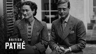 King Edward VIII Abdicates (1936) | A Day That Shook the World