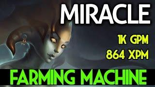 Miracle Dota2 [Naga Siren] Farming Machine 20LH per min