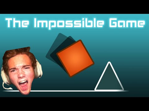 Rwnd Plays: THE IMPOSSIBLE GAME!!!