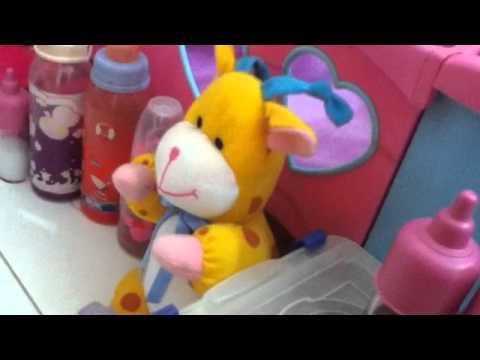 Como cuidar de seu Furby doente !