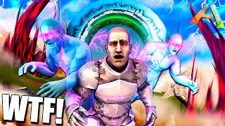 ARK - EL PORTAL SE HA ABIERTO!! #11 😱😱- 1 VIDA - Nexxuz