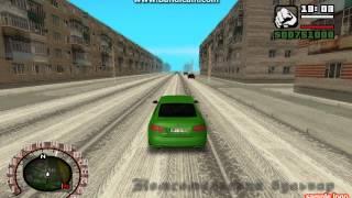 Тест - Драйв от СашЫча - Audi RS 6 ( GTA  Криминальная Россия ) #2