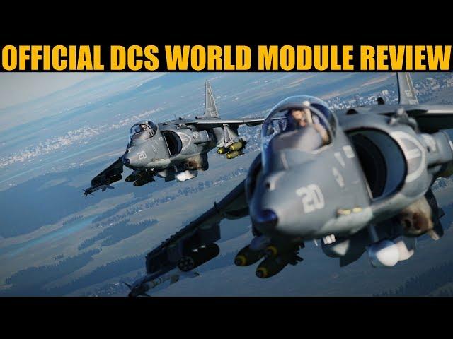 DCS Module Buyer Guide Review: AV-8B Harrier (Early Access)