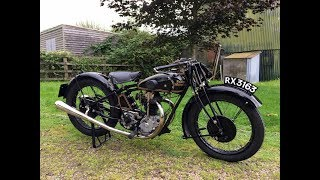 Rudge Special 1928 500cc for Sale