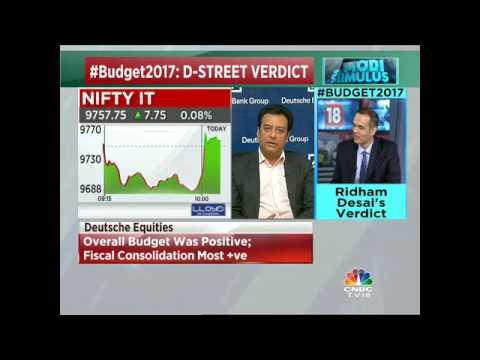 Maintaining Target Of 29,000 Levels For Sensex: Deutsche Equities