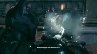 Batman Arkham Knight. Story gameplay