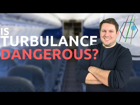 Air Travel - Turbulence Tips & Facts