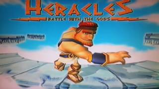 My First Time Playing Heracles Battle With The Gods (PS2) (Sent By StarsGaming)