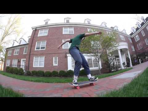 Cruising through the Campus at Ohio University