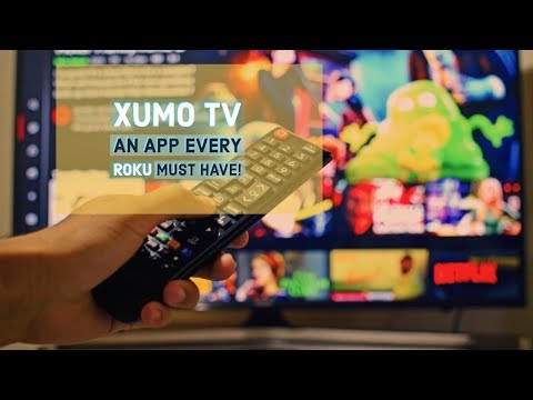 Xumo TV, A Must Have Channel On Roku!