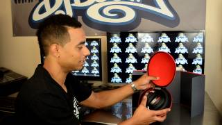 lyxpro has 20 professional headphones unboxing first impressions video