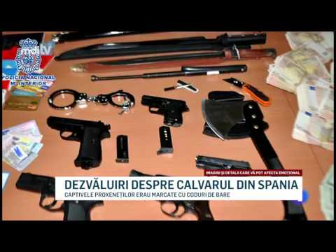 DEZVALUIRI DESPRE CALVARUL DIN SPANIA