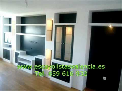 Muebles pladur valencia youtube for Muebles pladur