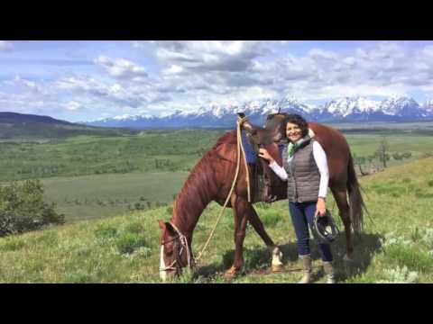 Grand Teton and Yellowstone- Dude Ranch in Wyoming