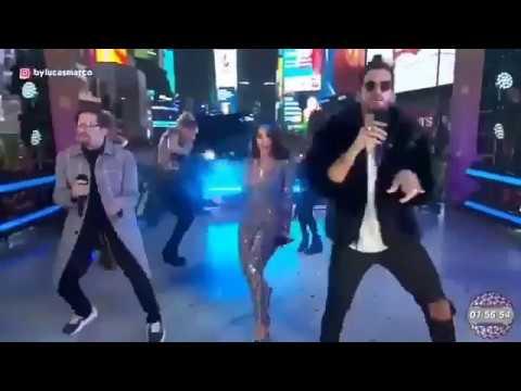 Mi Mala Remix - Mau y Ricky ft Lali (New York) 2019!
