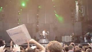 Die Ärzte - Begrüßung / Blumen (Live) Linz Stadion 03.07.2009