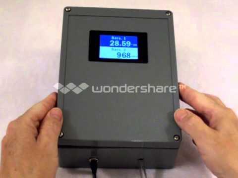 Comptus A70 P Dual Barometer