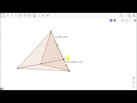 Геометрия, ЕГЭ, часть 2. Задача 3. Все свойства медианы + формула для её нахождения