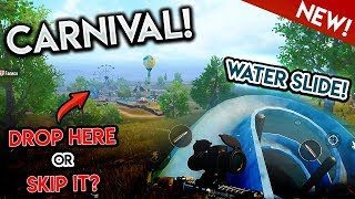 *NEW* CARNIVAL on ERANGEL - SHOULD YOU DROP HERE? PUBG Mobile Update