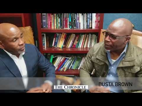Busta Brown interviews Bishop Sheldon M. McCarter of Greater Church