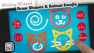 Draw Animals, Shapes, Patterns & more like a Wizard!
