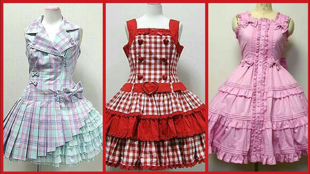 43+ Kids Frocks Design