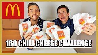 160 CHILI CHEESE CHALLENGE