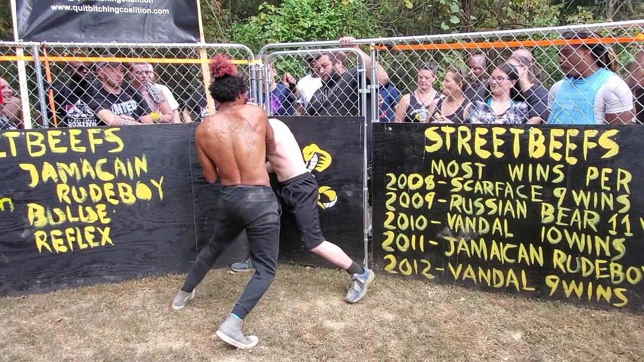 STREETBEEFS LIL COUNTRY VS ROCK T