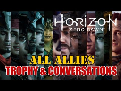 all allies joined horizon