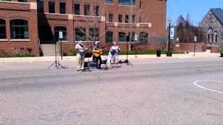 Bluegrass Gospel in Mason, MI Spring Fling 2015