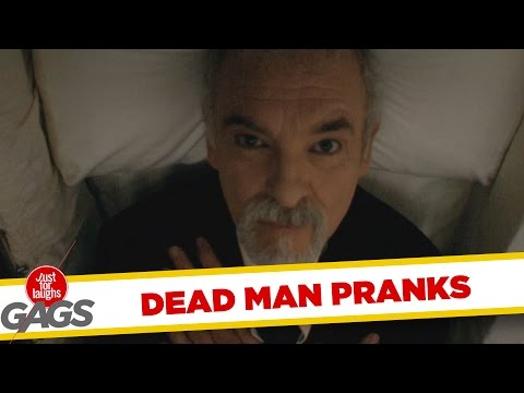 Dead People Pranks - Best of Just For Laughs Gags
