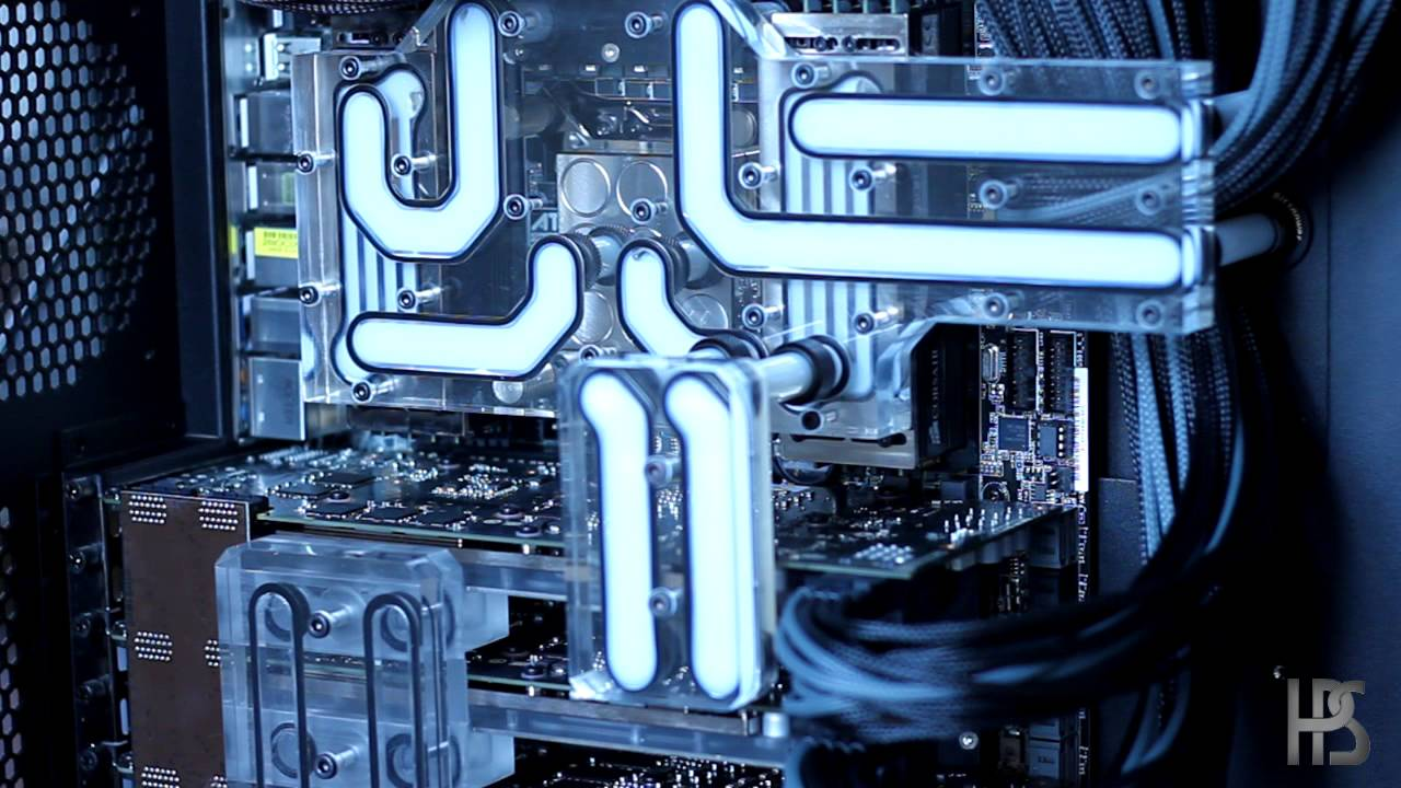 Project N V A Watercooling Adventure Youtube