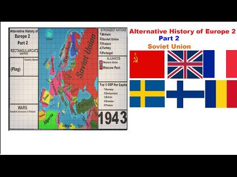 Alternative History of Europe 2-Part 2-Soviet Union