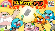 The Amazing World of Gumball: Remote Fu – Fight for your Right to Watch TV