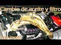 Cambio De Aceite Y Filtro Motor Spark / Beat   Agus Vargas