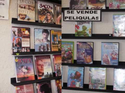 Libreria cristiana baruk youtube - Librerias cristiana ...
