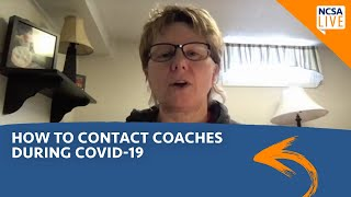 How To Contact College Coaches During Covid-19
