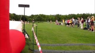 Finish line - Double or Quit Ilkeston RC 29/08/2015
