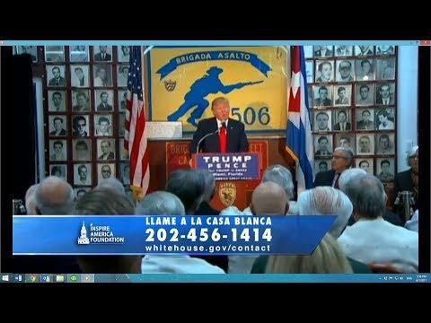 Trump Campaign's Cuba Promise: End Obama Concessions to Raul Castro