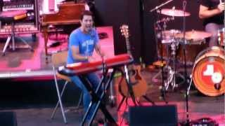 Andy Grammer- Fine By Me at the Illinois State Fair