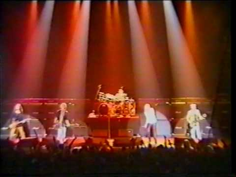 Def Leppard Slang Milan 1996