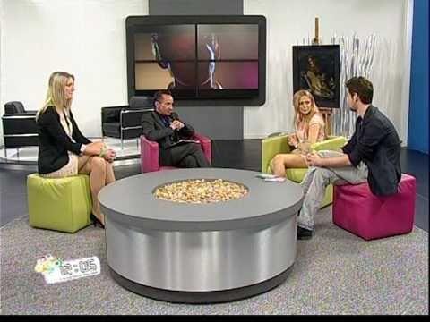 Eldar & Nigar - Eurovision 2011, Azerbaijan - 12.05 Talk Show, Malta
