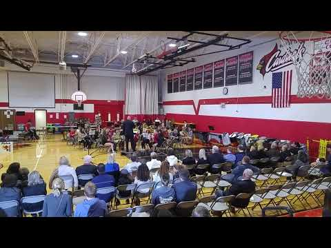 Palos South Middle School - 7th Grade Band