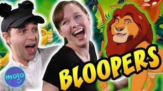DISNEY Game Show: Bloopers!