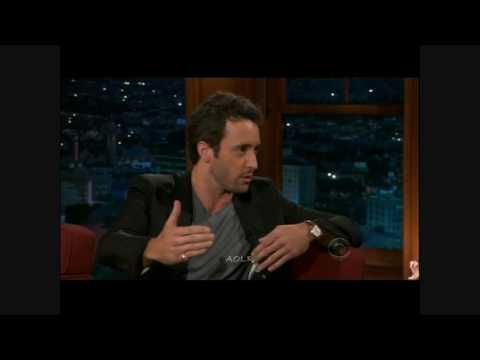 HD Alex O'Loughlin: Late Late Show w/ Craig Ferguson - 09/07/10