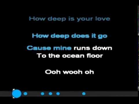 Sean Paul   How Deep Is Your Love Instrumental Ft  Kelly Rowland